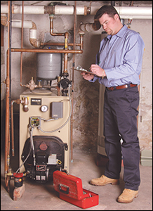 Prompt home heating installations, repair, and service plans.