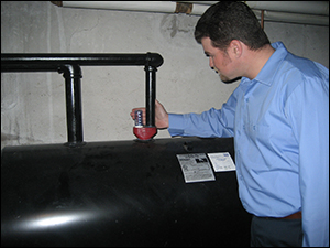 Oil Tank Removals and Installations