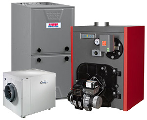 Boilers, furnaces, and tanks